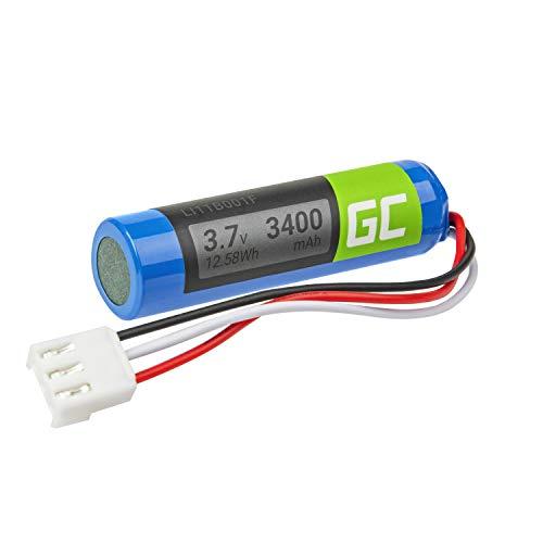 Green Cell ® LI11B001F 49-372600-BAT-M BPOY2LG001B Akku, Batterie für Lautsprecher Harman Kardon Onyx Studio 1 2 3 4 5 (Li-Ion Zellen 3400mAh 3.7V) Lange akkulaufzeit, sofort lieferbar