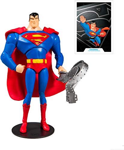 McFarlane DC Animated 7 Action Figures - WV1 - Animated...