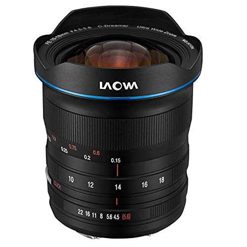 Venus Optics Laowa 10-18mm f/4.5-5.6 FE Zoom Lens for Nikon Z