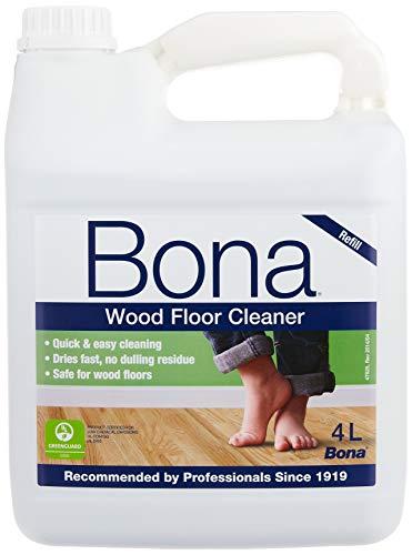 Bona Wood Floor Cleaner 4L Refill