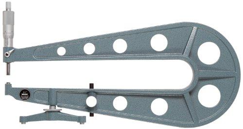 Mitutoyo 118–107 tôle Micromètre, gamme 0 - 2,5 cm