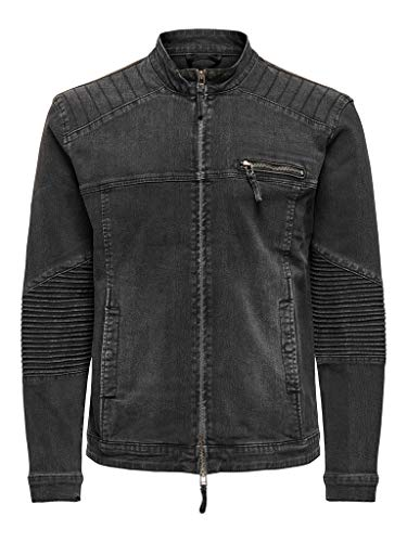 JACK & JONES , schwarz(Black), Gr. M