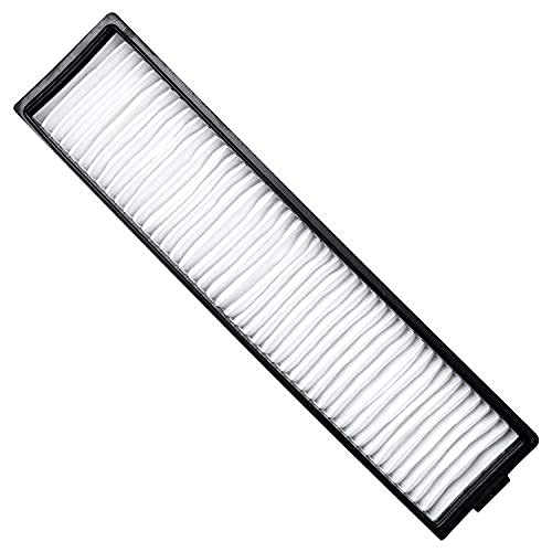 WPLHH Home Cleaning Main Brush Mop Cloth Side Cepillos Filtro para LG Hom Bot VR6270LVM VR65710 VR6260LVM Series Robot Home Cleaning (Color: E) Filtro de repuesto (Color: H)