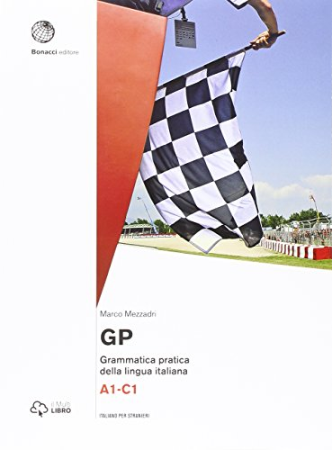 GP. Grammatica pratica della lingua italiana. Livello A1-C1