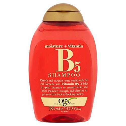 OGX Moisture + Vitamin B5 Shampoo385ml