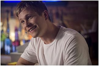I Hope They Serve Beer in Hell Matt Czuchry as Tucker Max in White T-Shirt Smiling 8 x 10 inch photo