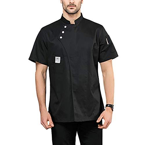 Huicai Arbeitskleidung für Männer und Frauen Bequeme und langlebige Bäckerei Backwaren Konditor Arbeit Atmungsaktive Kleidung