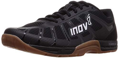 Inov-8 Womens F-Lite 235 V3 - Cross Trainer Shoes - Lightweight and Flexible - Black/Gum - 9