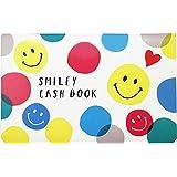 オリエンタルベリー おこづかい帳 Cash Book 14×0.4×8.9cm スマイリー Colorful Smile HK-6788