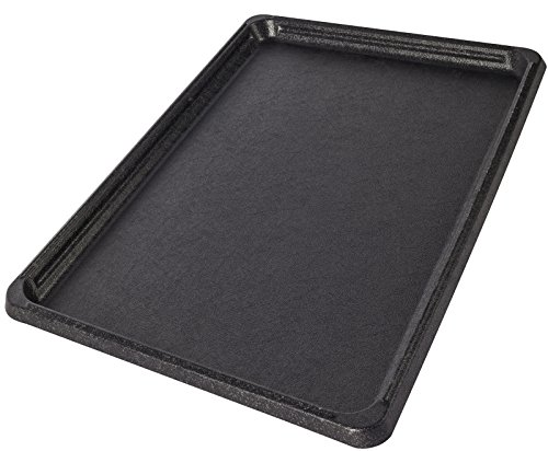 Replacement Tray for Dog Crate Pans - XX-Large 42 Inch Plastic Bottom Pan Floor Liners for Pet Cages Crates Kennels Dogs Cat Rabbit Ferret Critter Nation Folding Metal Wire Training Cage Liner Trays