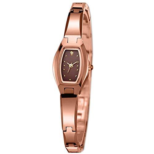 William 337Damen-Uhren Tungsten Fashion Trends Armbänder Damen-Uhren Damen-Uhren Quarz Uhren Wasserdicht