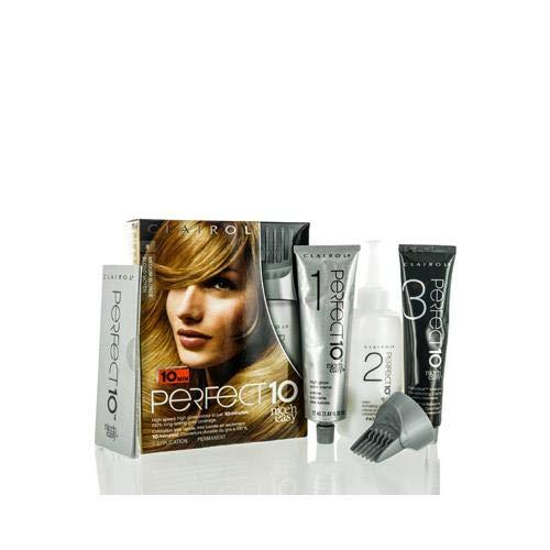 Clairol Perfect 10 by Nice 'n Easy Hair Color, 008, Medium Blonde