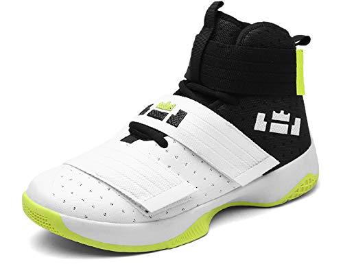 SINOES Herren Basketball Schuhe Outdoorschuhe Basketballstiefel Sneaker Sportschuhe