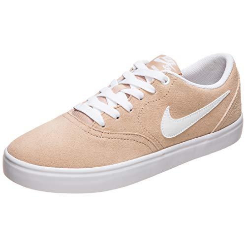 Nike Sportswear Check Solarsoft Sneaker Damen beige/weiß, 10 US - 42 EU - 7.5 UK