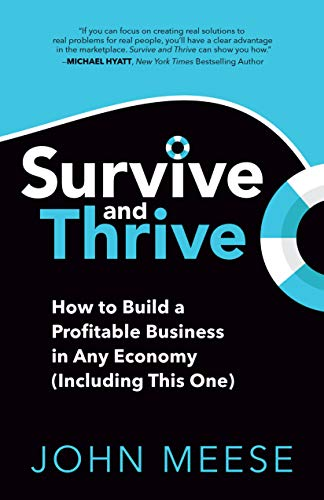 Survive And Thrive by John Meese ebook deal