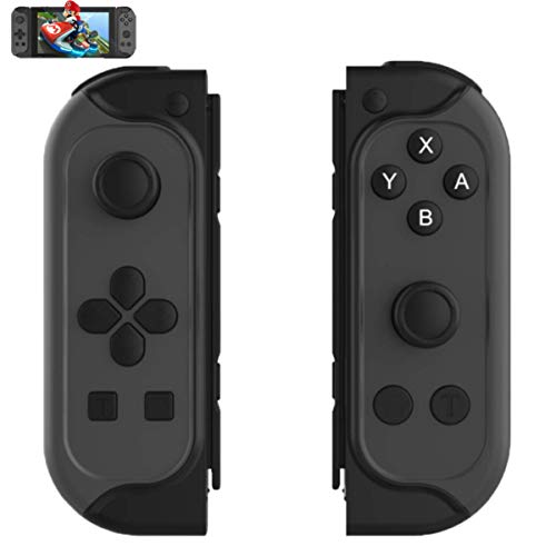 TUTUO Wireless Controller per Nintendo Switch, Switch Controller Joypads Gamepad Joystick Sostituzione, Bluetooth Switch Controller Compatibile con Nintendo Switch Lite