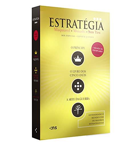 Box O Essencial da Estratégia - 3 Volumes
