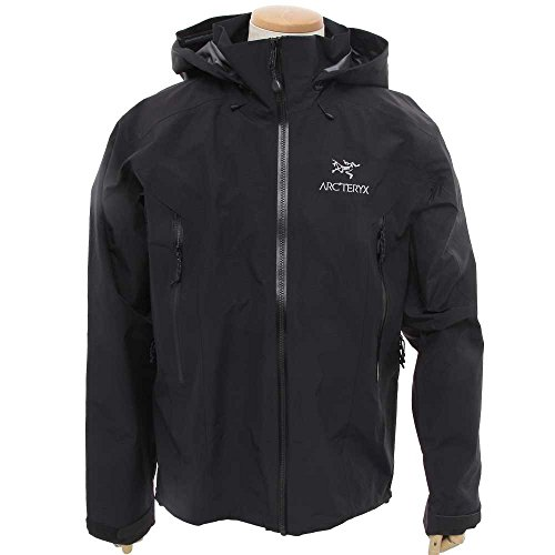 Arc'Teryx Men's Beta AR Jacket Black Outerwear XL