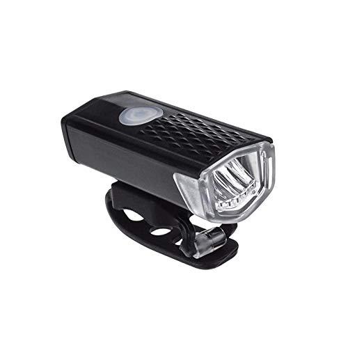 Fahrradleuchte LED Rücklicht Heck Heck Sicherheitswarnung Fahrradleuchte USB Wiederaufladbar oder Batterie Frontblitz