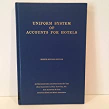 Uniform System of Accounts for Hotels