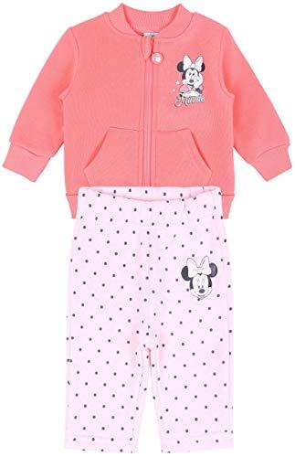 Survêtement Corail à Pois, Disney Minnie Mouse 23 Mois