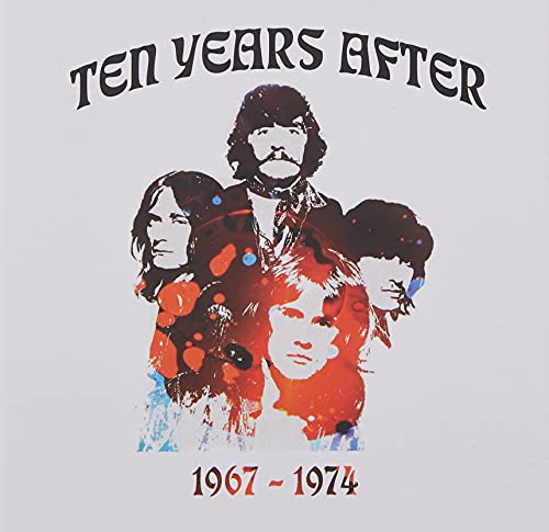 Ten Years After: 1967-1974 (Audio CD)