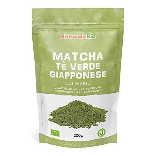Té Verde Matcha Orgánico Japonés En Polvo - Grado...