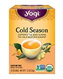 Yogi Tea, Cold Season, 16 Count