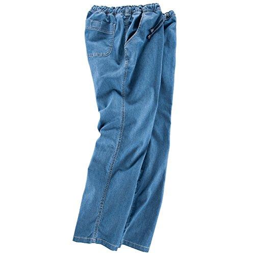 Abraxas Bequeme Schlupf-Jeans mit Stretch blau_520 12XL
