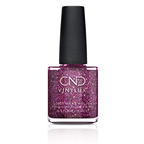 CND Vinylux Vernis à ongles longue tenue (pas de lampe nécessaire) 15 ml Violet Nordic Lights