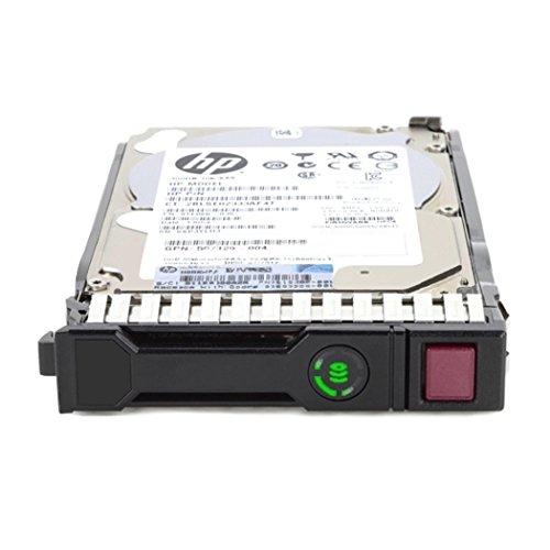 """Hewlett-Packard acc Server HDD Interno 2.5"""", 600GB Enterprise, Nero"""