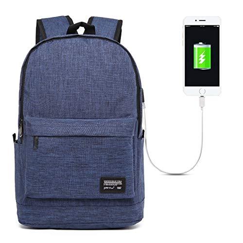 LICHONGGUI For 15.6 Pulgadas y Debajo de Macbook, Samsung, Lenovo, Sony, DELL Alienware, CHUWI, ASUS, HP (Color : Blue)