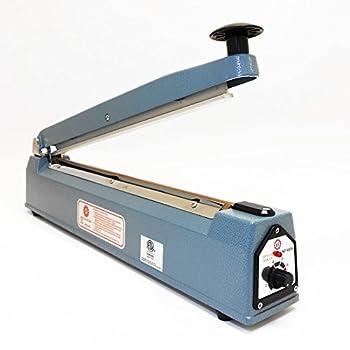 Sealer Sales KF-400H Blue 16  Impulse Hand Sealer / Bag Sealer with 2.6mm Seal from ABC Office