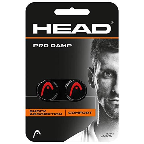 HEAD Unisex-Erwachsene Pro Damp Tennis Dämpfer, black, Einheitsgröße