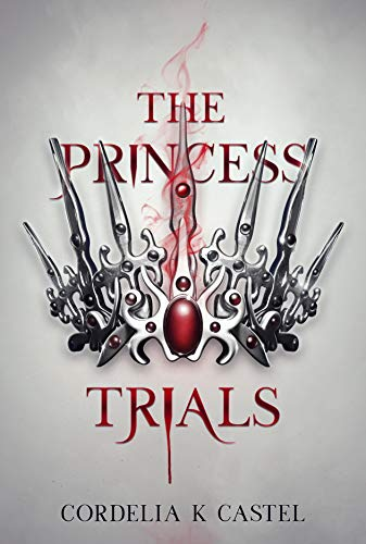 Thirty young women. A handsome prince. A battle to the death in a televised beauty pageant that turns deadly…The Princess Trials: A young adult dystopian romance by Cordelia K Castel