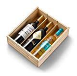 Estuche de 3 Botellas de Vino - Marqués de Carrión Reserva Rioja, Viña Arnáiz Reserva Ribera del Duero y Pata Negra Sauvignon Blanc Rueda - Estuche de 3 Botellas x 750 ml