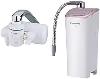 パナソニック アルカリイオン整水器 ピンクゴールド調 TK-AJ01-PN