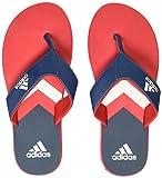 adidas Men's Eezay 2019 Ms Red Slippers-8 UK (42 EU) (CM0084)