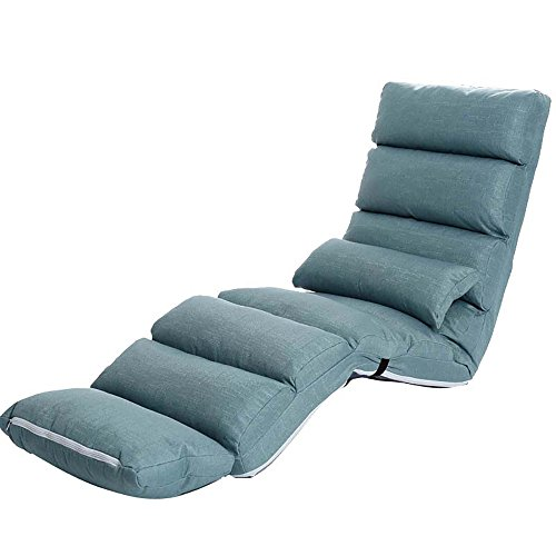 MILAYA JI Bin Shop® Sofa Paresseux Simple de Dossier de Chaise de Salon Sofa Pliable de Salon de Balcon de Chaise + (Couleur : # 2, Taille : 205 * 56cm)