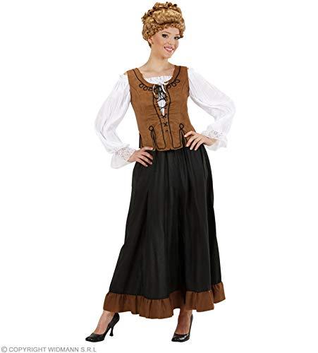 Widmann 89572 - Bauern-Kostüm für Damen, Größe M