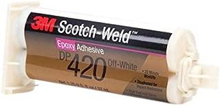 Scotch 3M Weld Epoxy Adhesive DP420, Off-White
