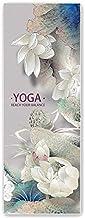Yogamat Antislip Vrouwelijke Zweetabsorptie Beginner Opvouwbare Draagbare Yogadeken 183 * 63cm