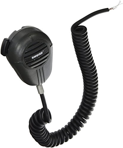 Shure 104C Omnidirectional Push-to-Talk Microphone with Carbon Element