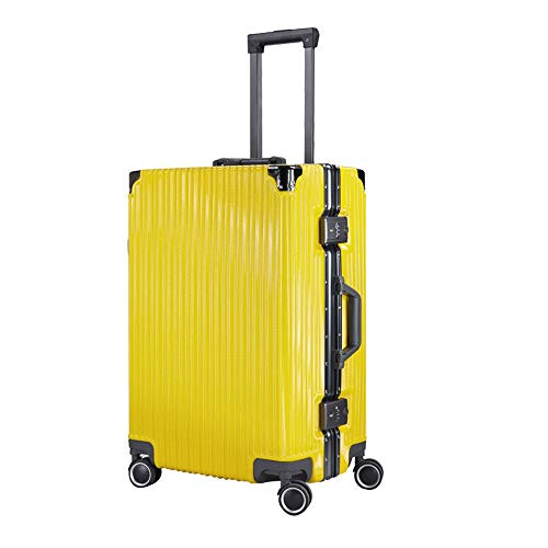 Ys-s Shop customization Luggage 20 inch luggage trolley case custom wedding aluminum frame suitcase cover stall password boarding case breathable,waterproof,wear-resistant,anti-theft,shipping box