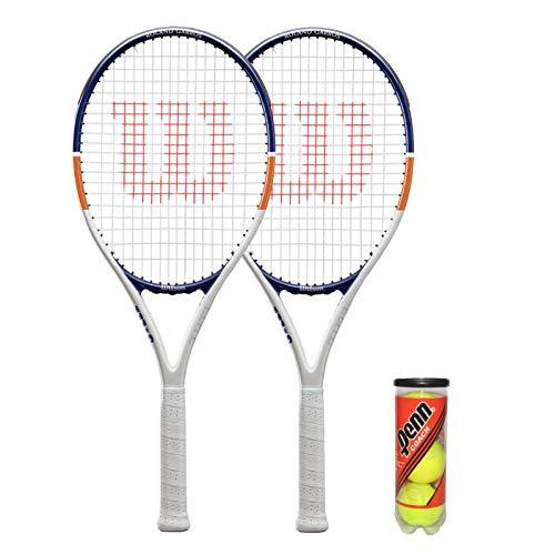 Browning Tennis Set Inkl 2 Erwachsene Schläger 3 Bälle