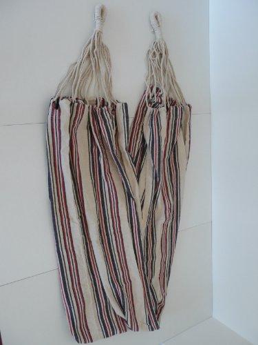 point-garden hamac pour Plusieurs Personnes - 240x160cm - Beige - 150kg