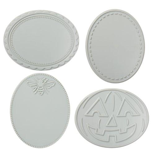Fiskars Fuse Creativity System Oval Plate Expansion Pack, Medium