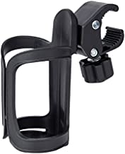 Angelbaby Cup Holder,360° Rotating,Drink Bottle Cup,Stroller Cup Holder,Bicycle Bike Water Bottle Cage Holder