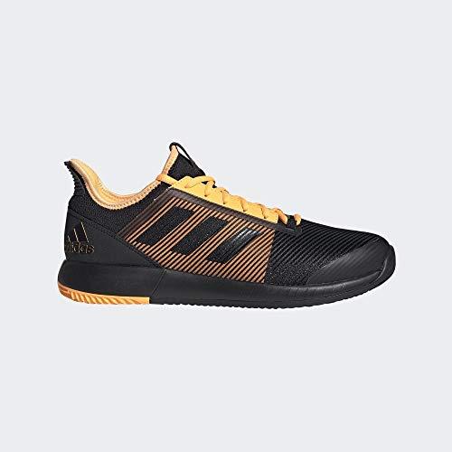 Adidas Defiant Bounce 2 M, Zapatillas de Tenis para Hombre, Multicolor (Negbás/Negbás/Narfla 000), 44 2/3 EU
