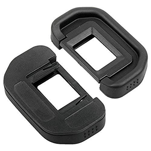 TOOGOO Kamera Okular Augenmuschel 18 Mm Eb Ersatz Sucher Schutz Für Canon EOS 80D 70D 60D 77D 50D 5D 5D Mark Ii 6D 6D Mark Ii 40D 30D 20D 20Da 10D 60Da A2 A2E D30 D60